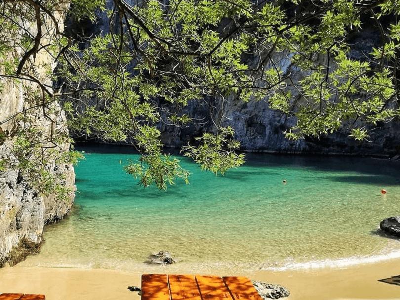 le 21 spiagge più belle del cilento