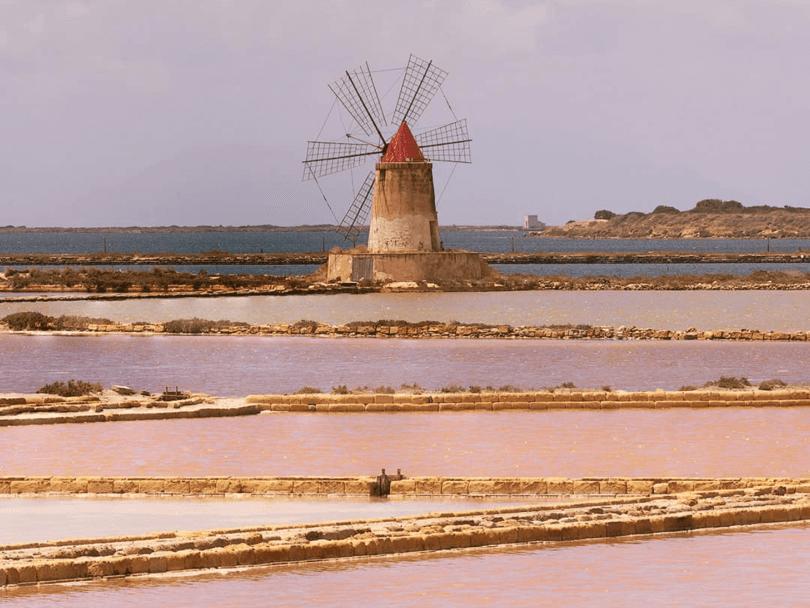 Le saline di Marsala