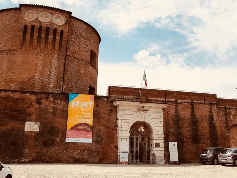 Saluzzo: borgo medievale del Piemonte