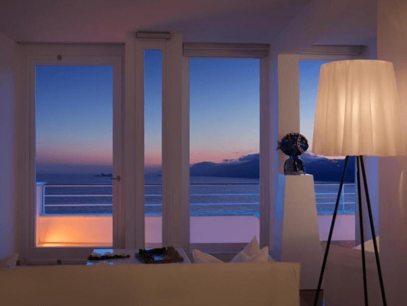 dove dormire a praiano