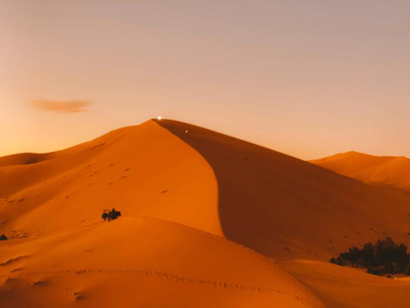 Marrakech e il deserto del Sahara