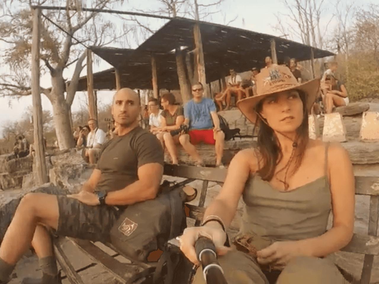 come organizzare un safari nel parco etosha