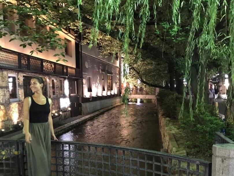 Gion il quartiere delle Geisha
