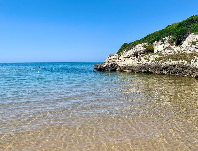 le 90 spiagge più selvagge della puglia
