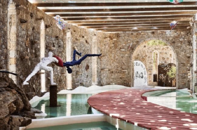 i 74 hotel più particolari della grecia